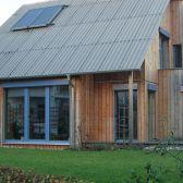 Wohnhaus F. Biberach Holz