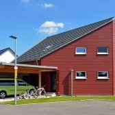 Wohnhaus T.S. Biberach Holz